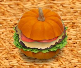 PumpkinBurger